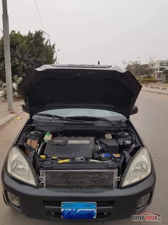 شيرى تيجو مستعملة للبيع فى مصر  2009