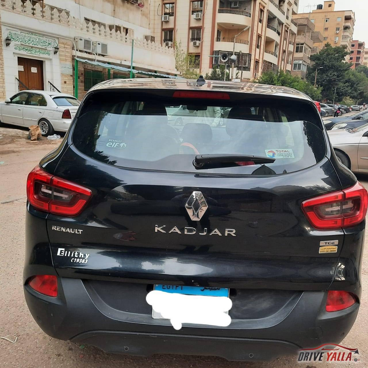 رينو كادجر مستعملة للبيع فى مصر 2019