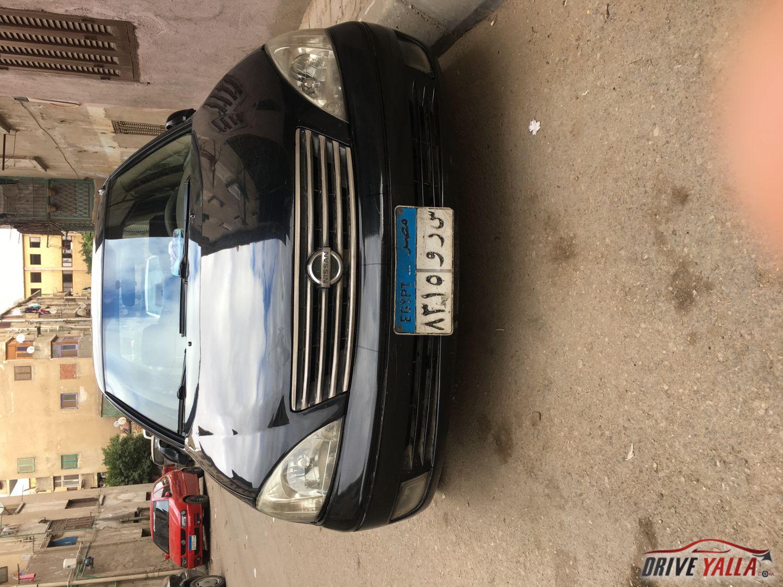 نيسان صنى   مستعملة للبيع فى مصر ٢٠١١
