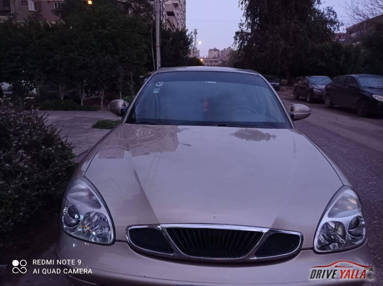 دايو نوبيرا مستعملة للبيع فى مصر 2006