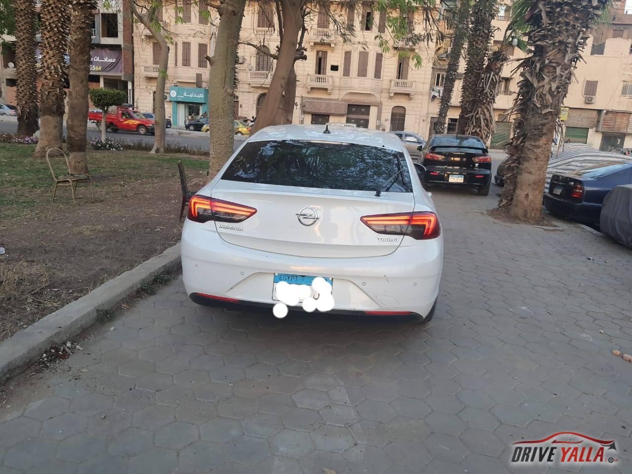 أوبل انسيجنيا مستعملة للبيع فى مصر 2018