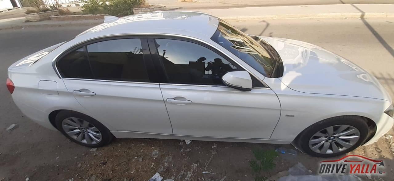 bmw 318i luxury 2016  مستعملة للبيع فى مصر بالتقسيط 2016