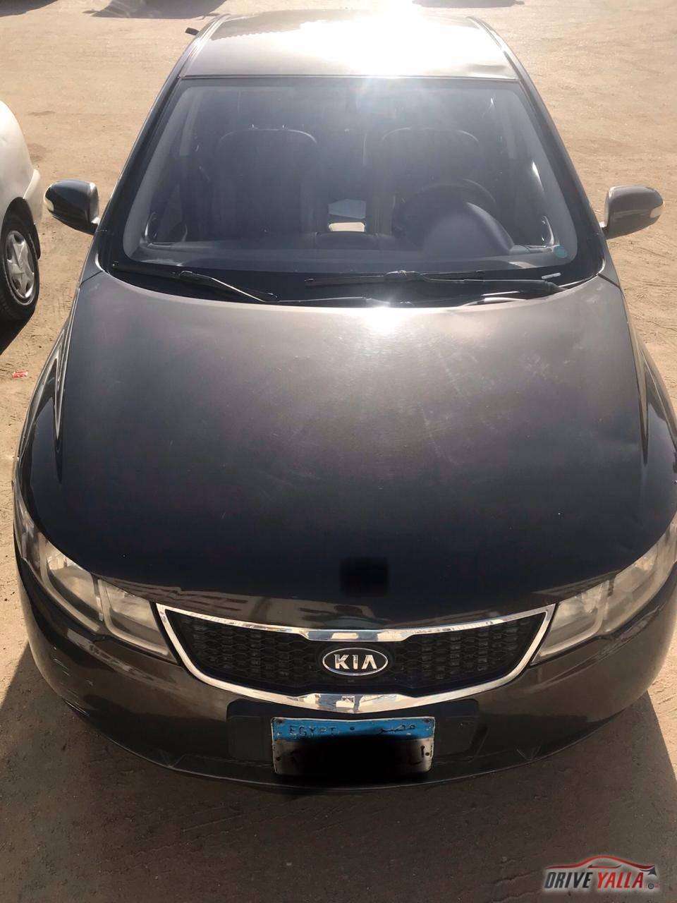 كيا سيراتو مستعملة للبيع فى مصر 2009  خليجى