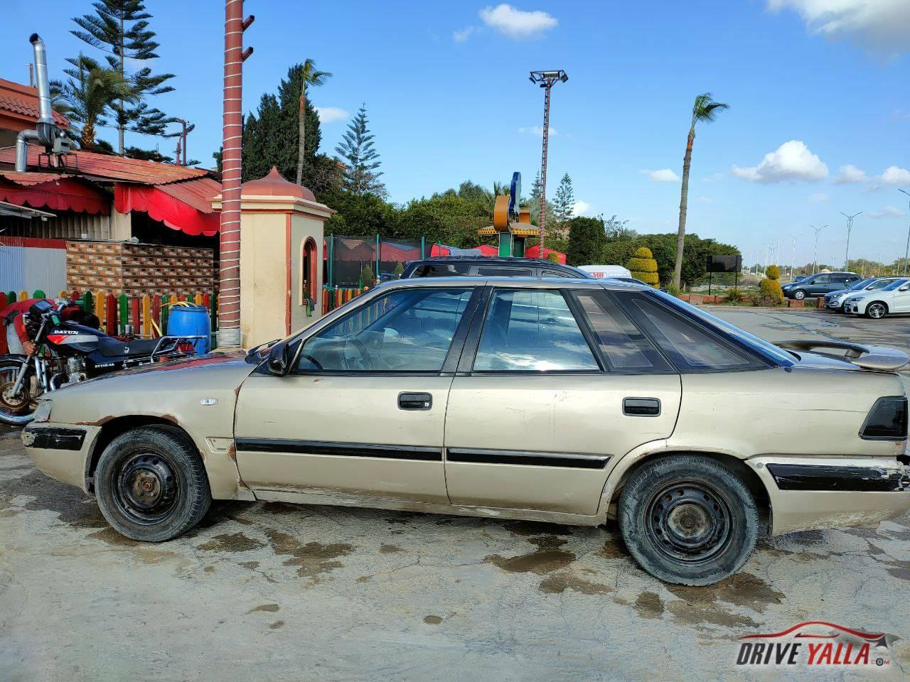 سيارة دايو اسبيرو اوتوماتيك للبيع موديل 1998