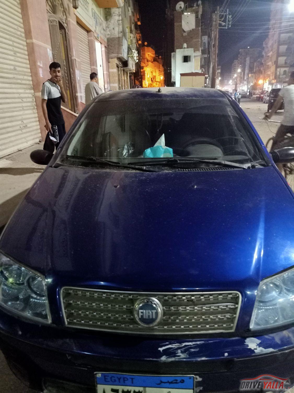 فيات بونتو مستعملة للبيع فى مصر 2009