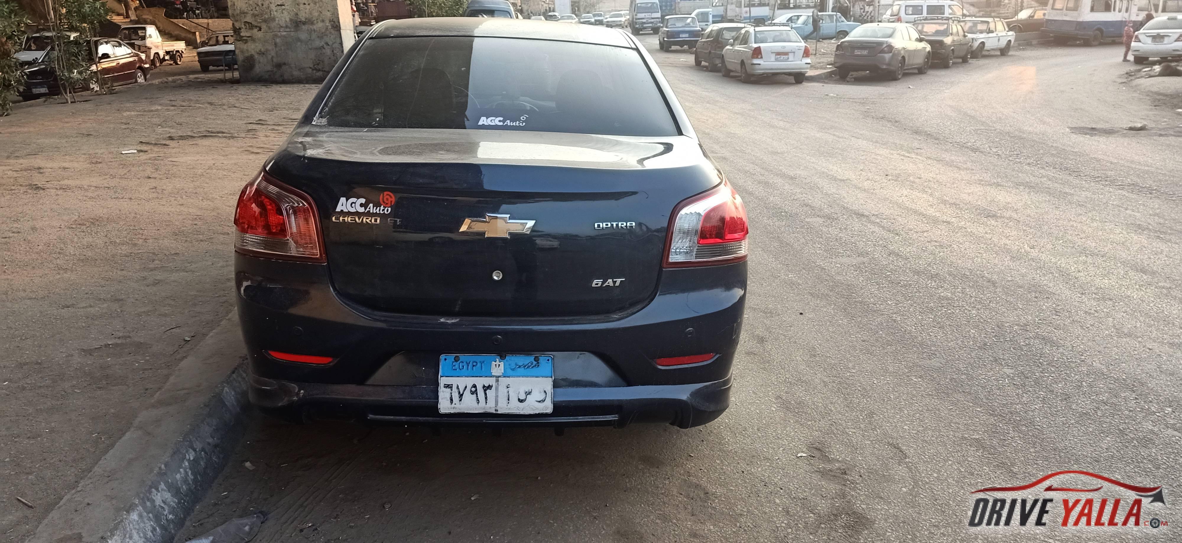 شفرولية اوبترا مستعملة للبيع فى مصر موديل 2017