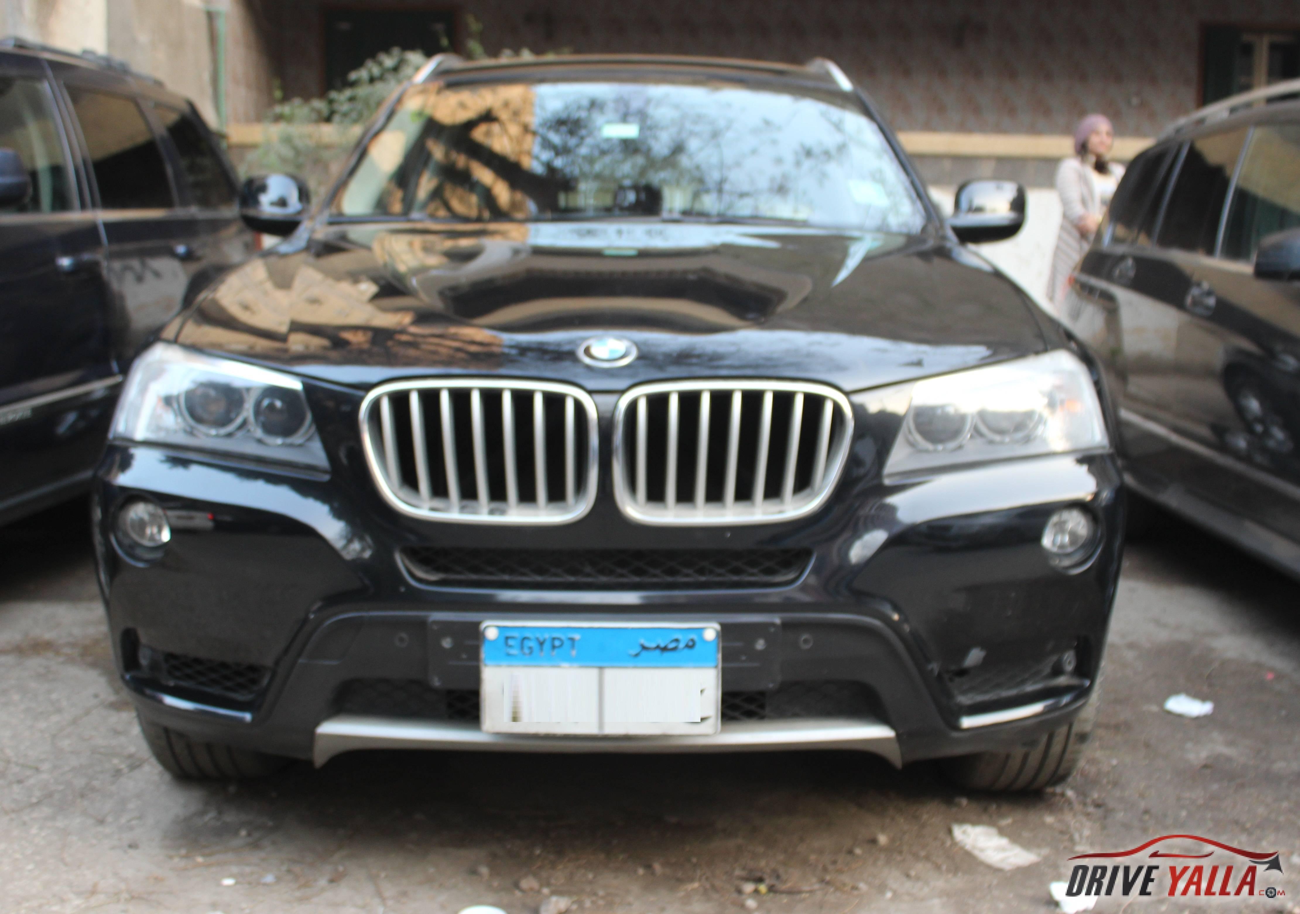 BMW - X3 - Model 2012