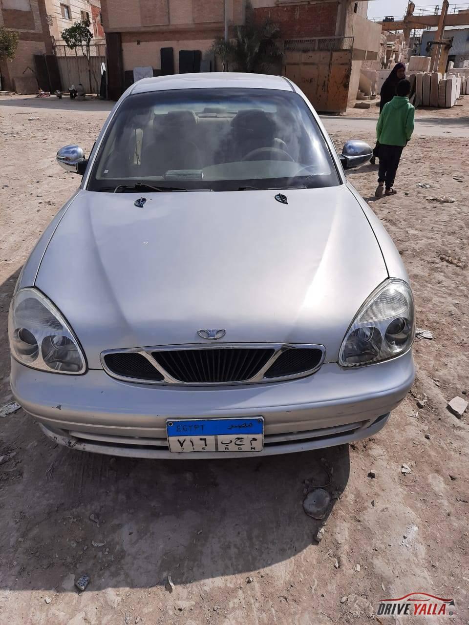دايو نوبيرا مستعملة للبيع فى مصر 1999