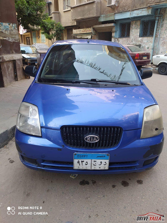 كيا بيكانتو 2006 مستعملة للبيع فى مصر 2006