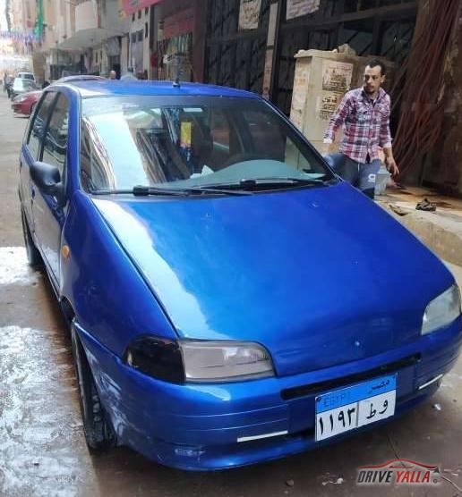 بونتو 95 مستعملة للبيع فى مصر 1995