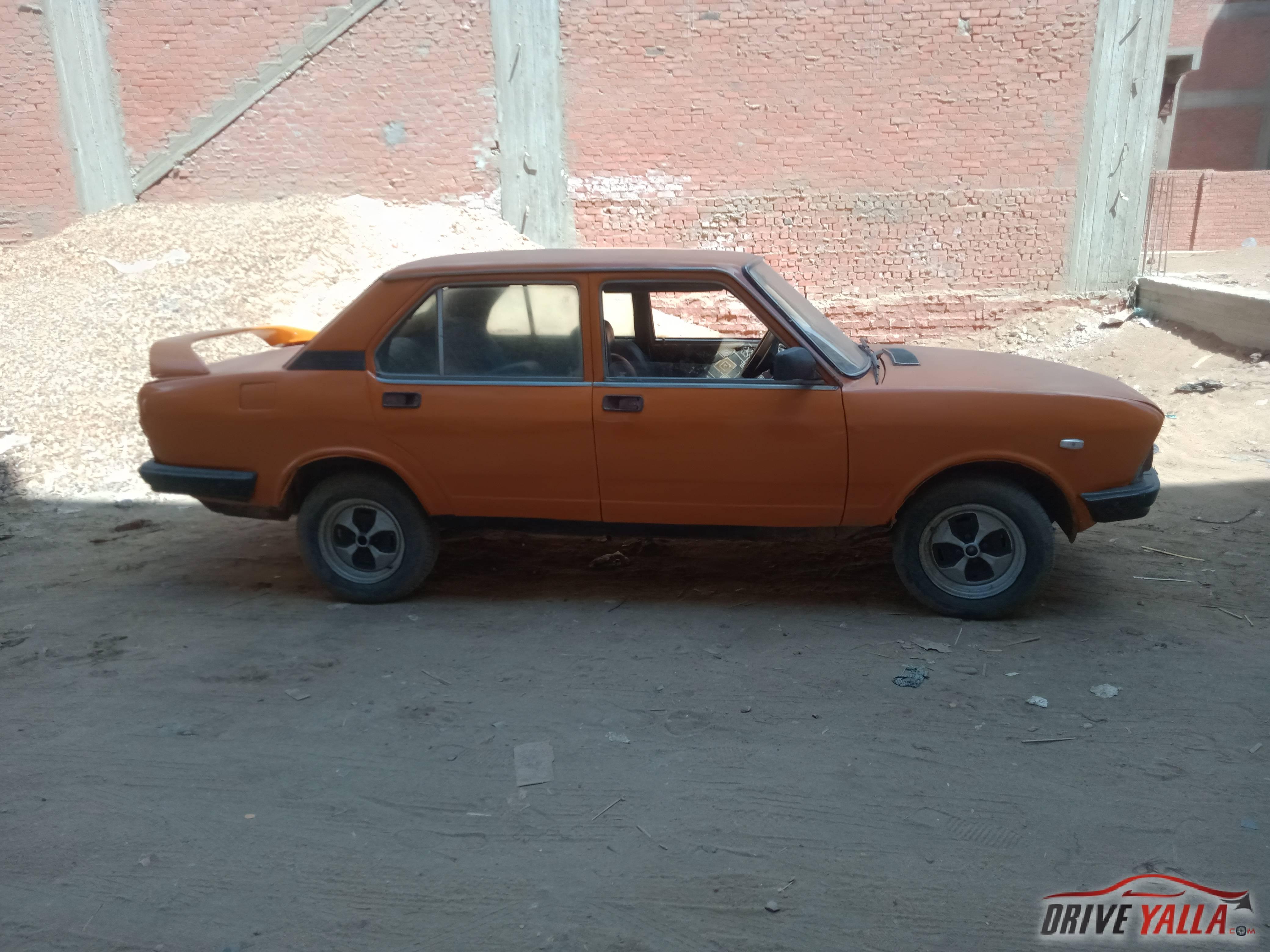 سيارة 132 مستعملة للبيع فى مصر 1979