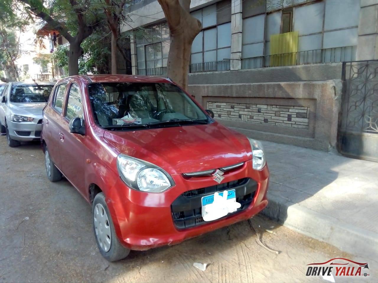 Suzuki Alto 2016 خليجي