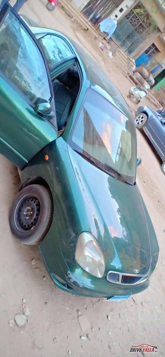 دايو نوبيرا 2 مستعملة للبيع فى مصر  1999