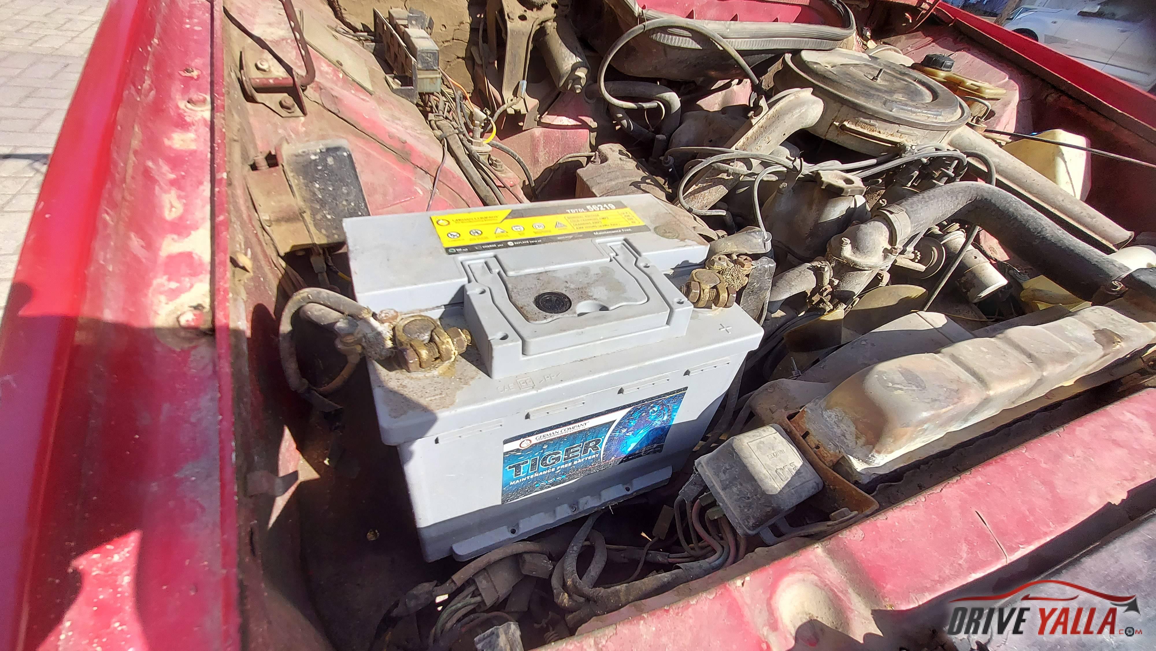 بولونيز 88 مستعملة للبيع فى مصر 1988