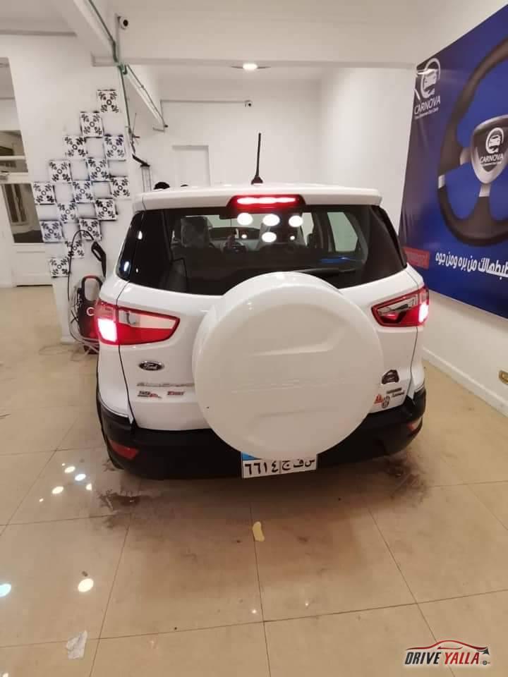 فورد ايكواسبورت مستعملة للبيع فى مصر 2019