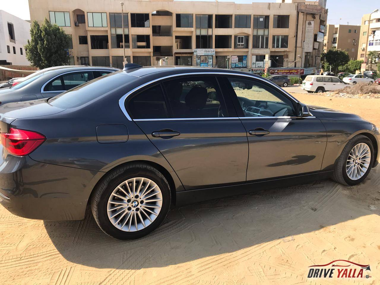 BMW 3 series  مستعملة للبيع فى مصر بالتقسيط  - 2019