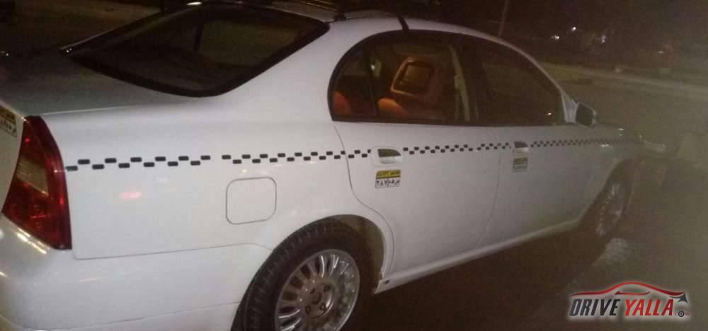 تاكسي اسبرانزا A620  للبيع