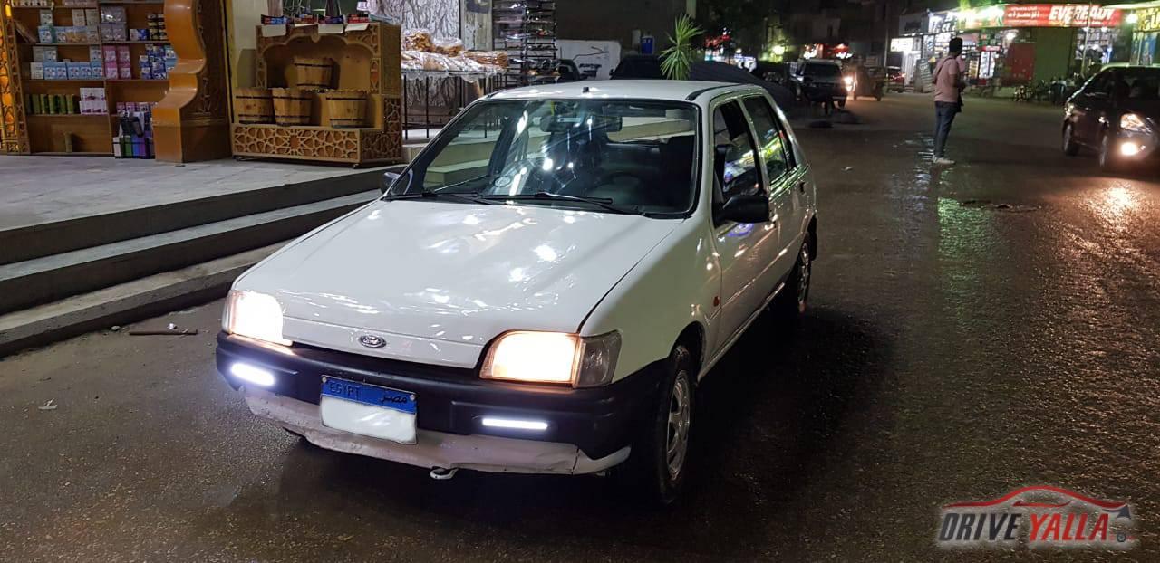 فورد فيستا مستعملة للبيع فى مصر  1996