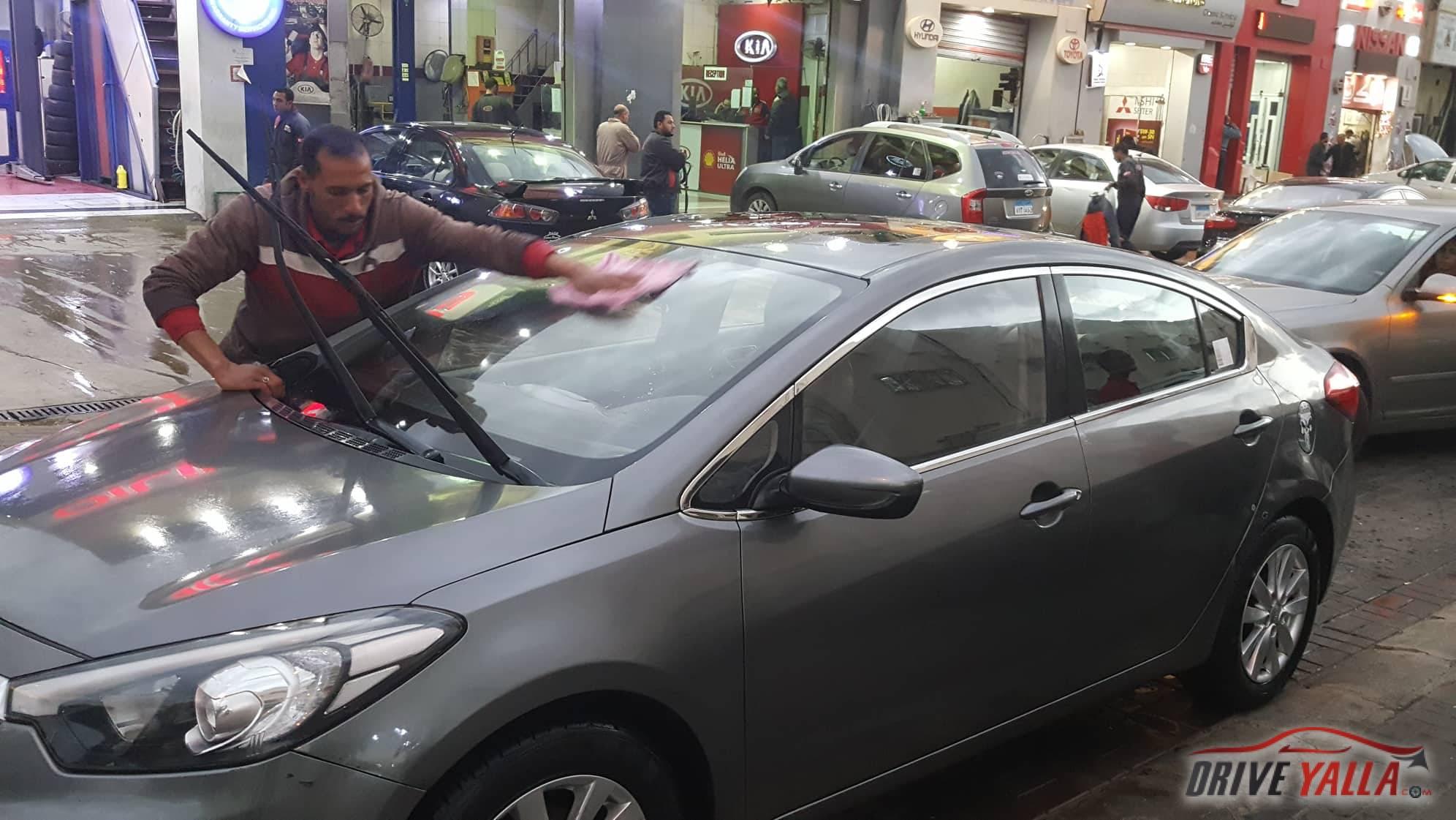 كيا سيراتو مستعملة للبيع فى مصر 2015