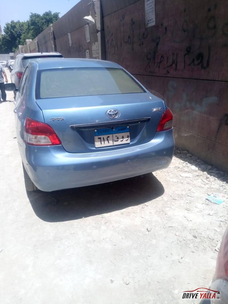 تويوتا يارس مستعملة للبيع فى مصر  ٢٠٠٦