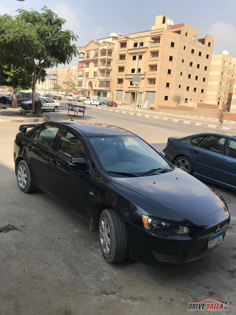 متسوبيشى لانسى مستعملة للبيع فى مصر بالتقسيط 2015
