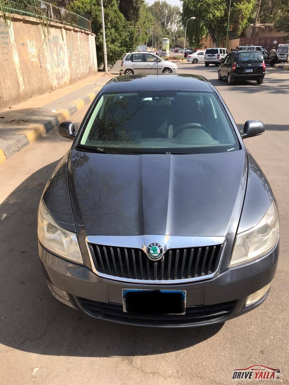 سكودا فانتازيا مستعملة للبيع فى مصر 2011