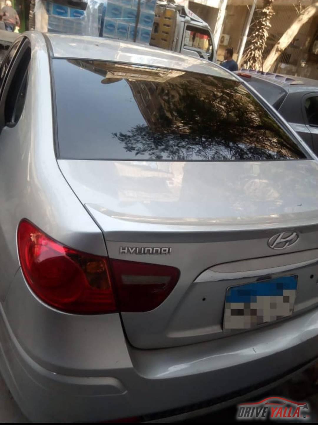 هيونداي النترا مستعملة للبيع فى مصر  2017