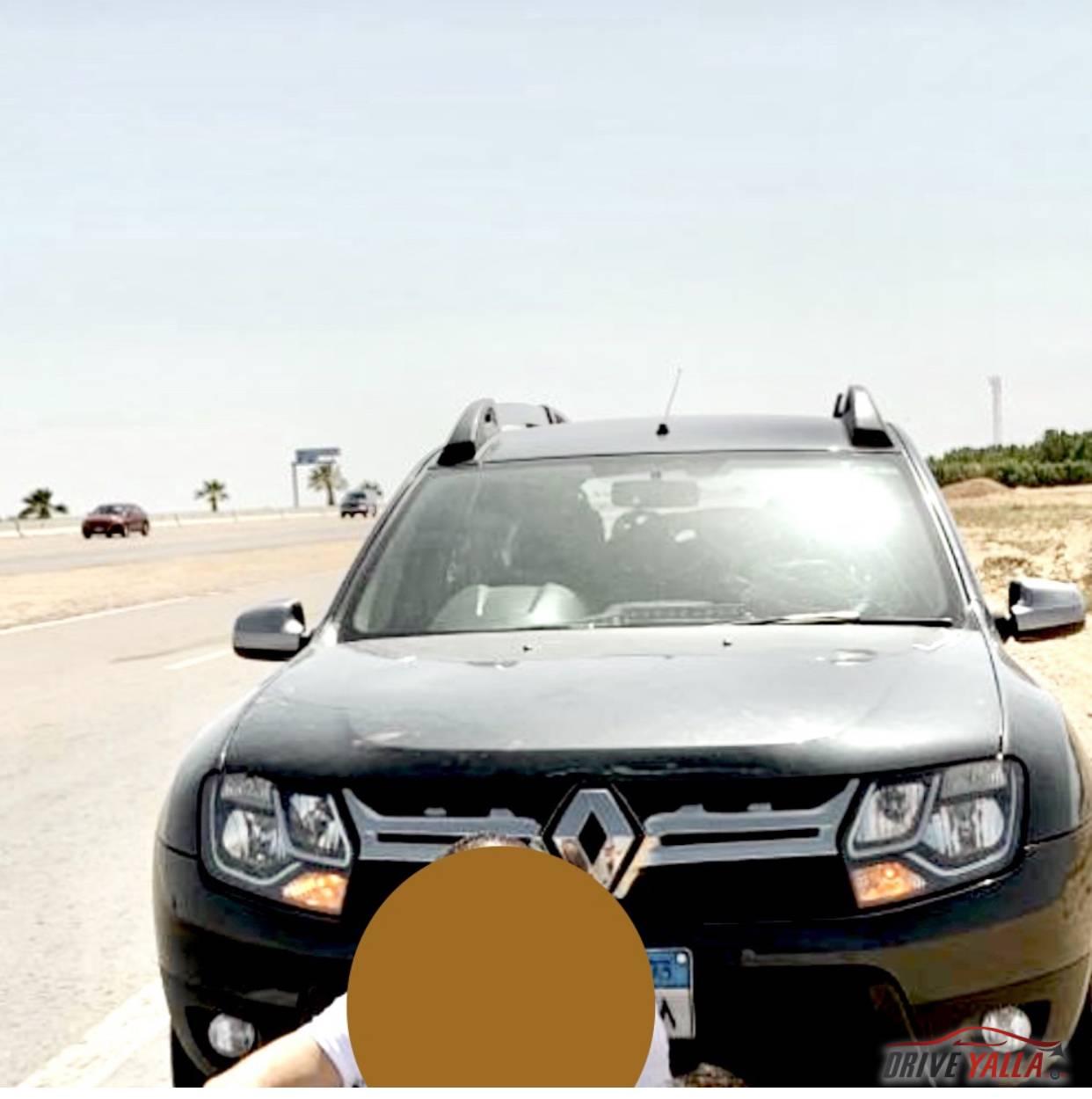 رينو داستر مستعملة للبيع فى مصر  بالتقسيط ٢٠١٧