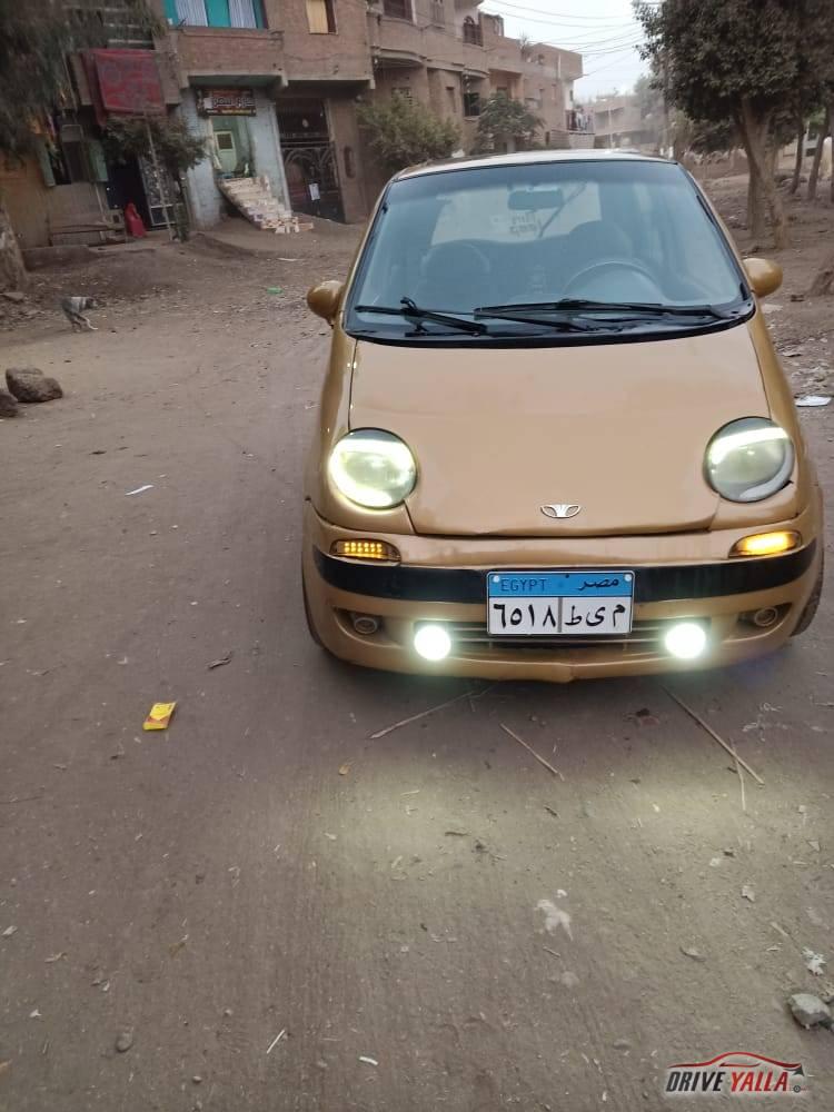 دايو ماتيز مستعملة للبيع فى مصر 99