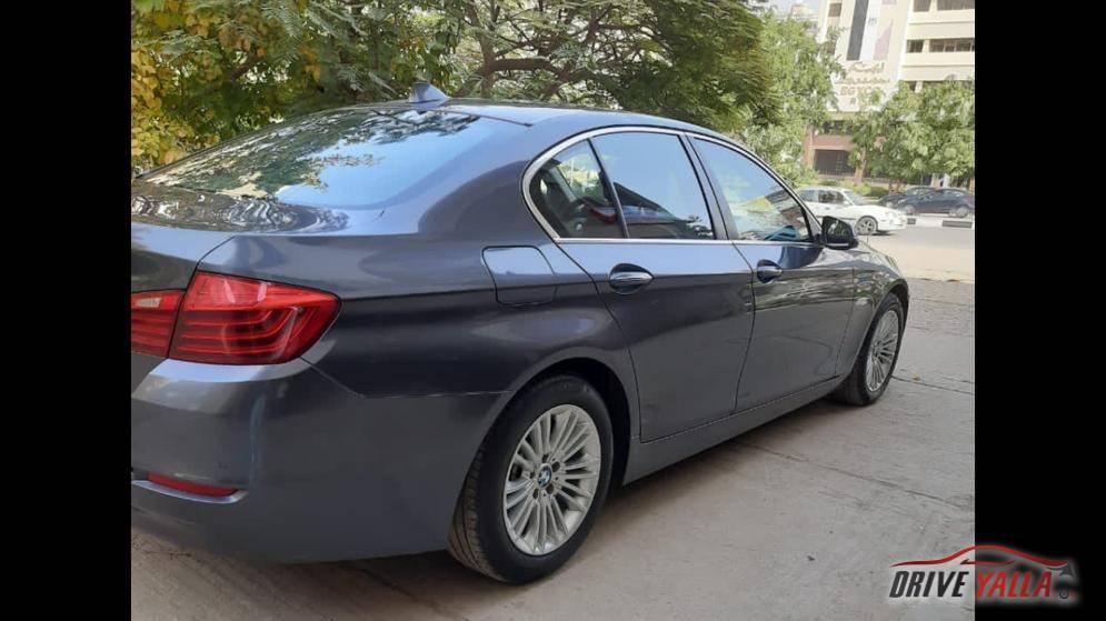 Bmw 52 2015 مستعملة للبيع فى مصر بالتقسيط