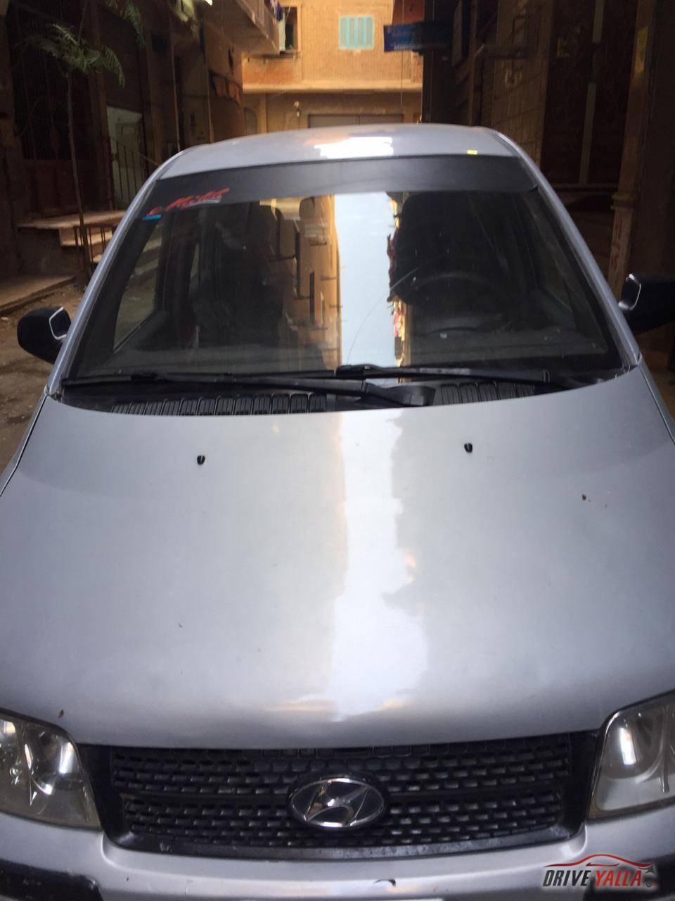 هيواندى مانريكس مستعملة للبيع فى مصر  2006