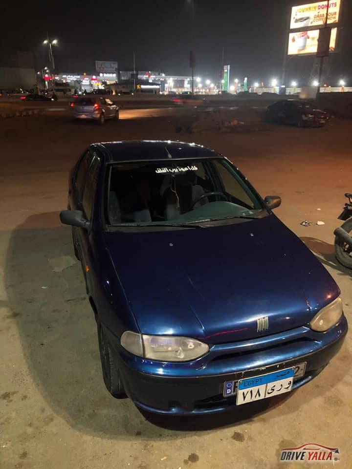 فيات سيننا 2001 Fiat Sienna