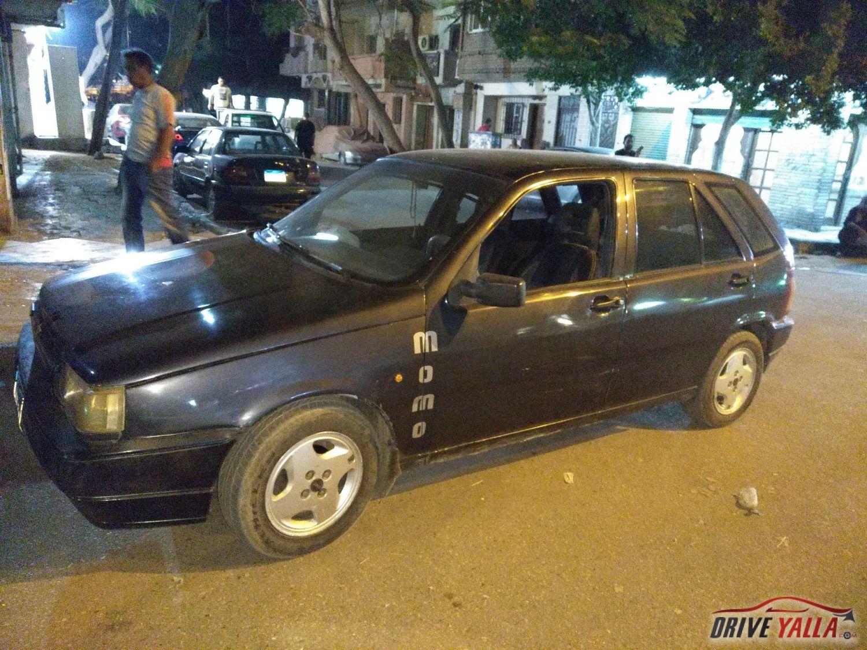 فيات تيبو مستععملة للبيع فى مصر 93