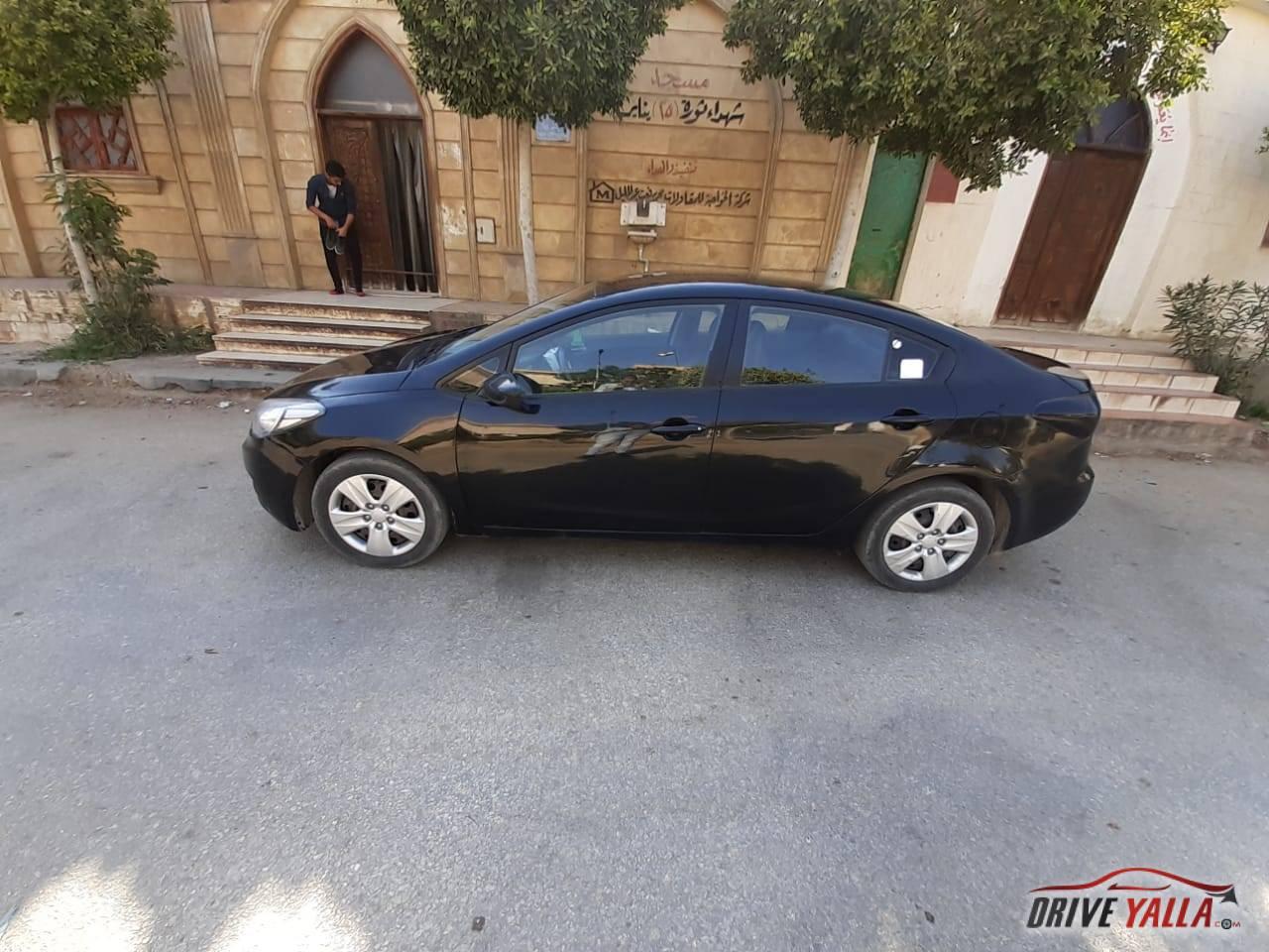 كيا سيراتو  مستعملة للبيع فى مصر ٢٠١٤