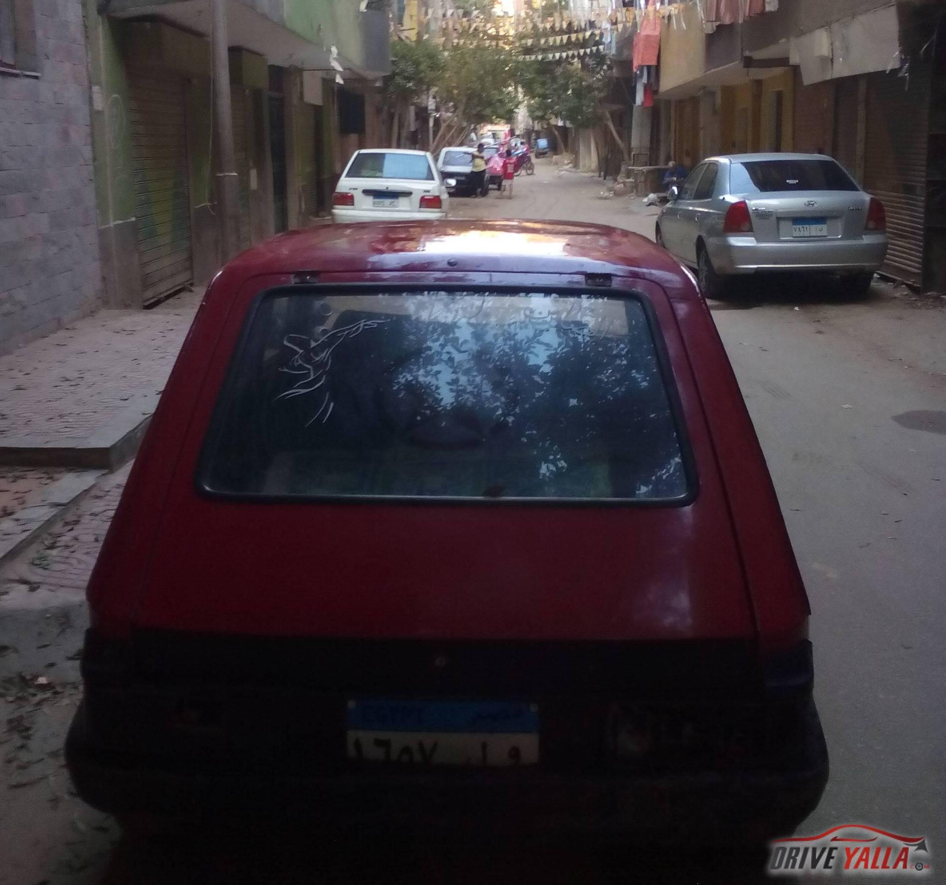 فيات ١٢٧ مستعملة للبيع فى مصر  1983