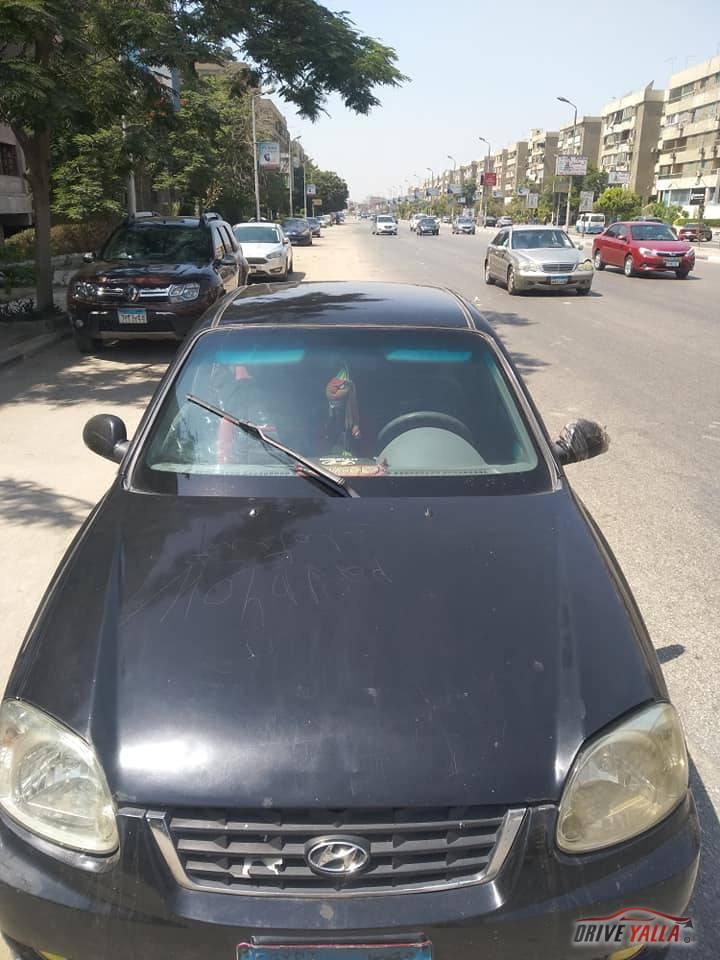 هيواندى فيرنا  مستعملة للبيع فى مصر  2012