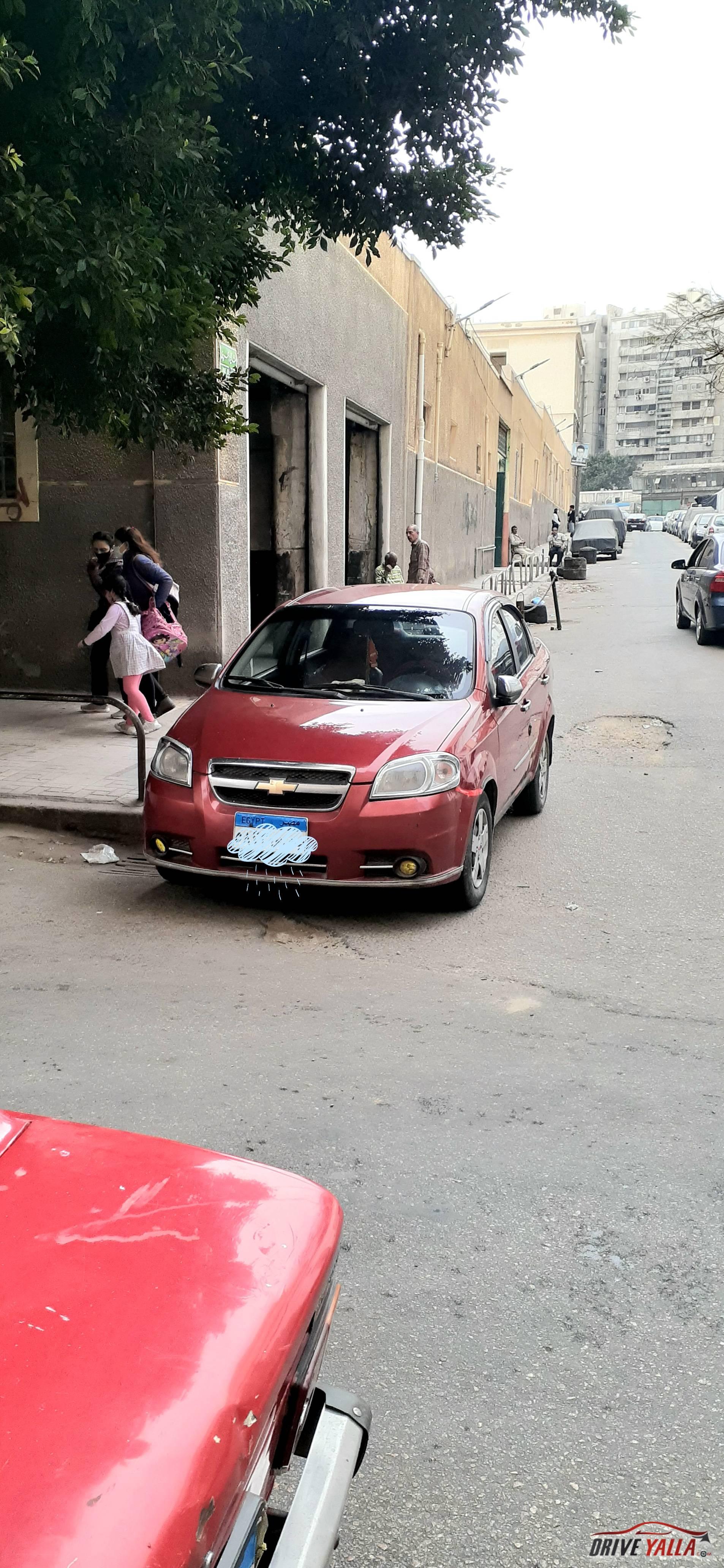 شيفرولية افيو مستعملة للبيع فى مصر 2010