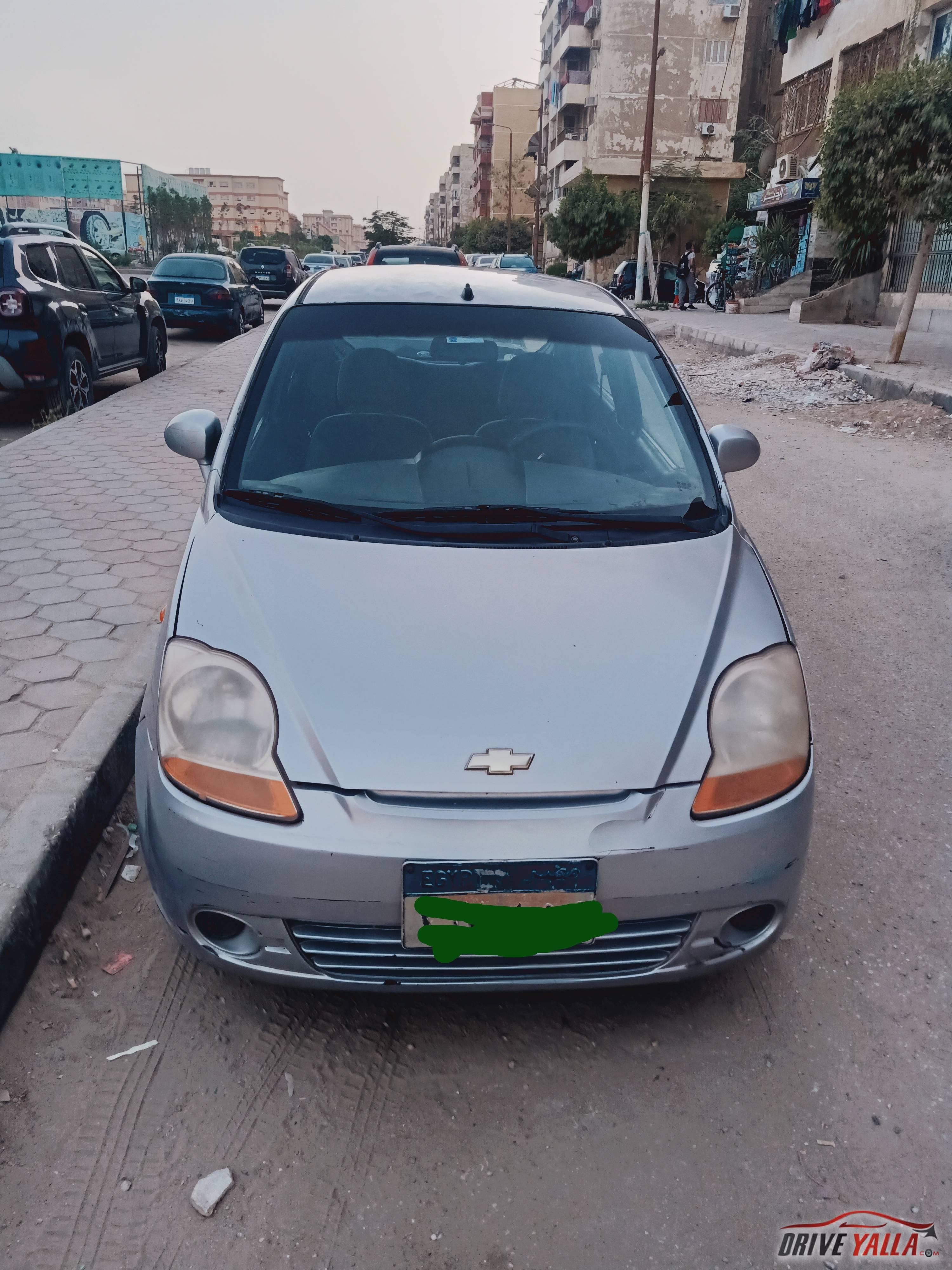 شيفروليه سبارك مستعملة للبيع فى مصر  2011