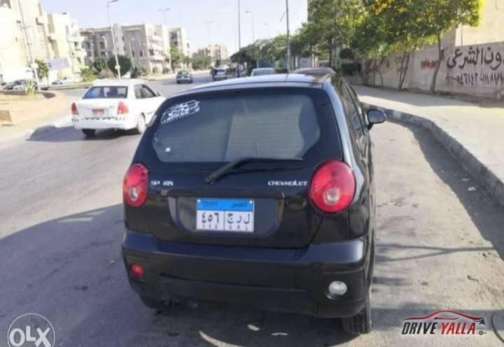 شيفرولية سبارك مستعملة للبيع فى مصر 2008