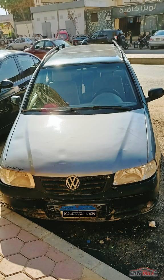 فولكس فاجن باراتي مستعملة للبيع فى مصر 2005
