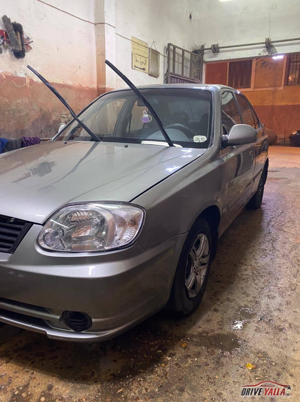 هيونداى فيرنا مستعملة للبيع فى مصر 2013