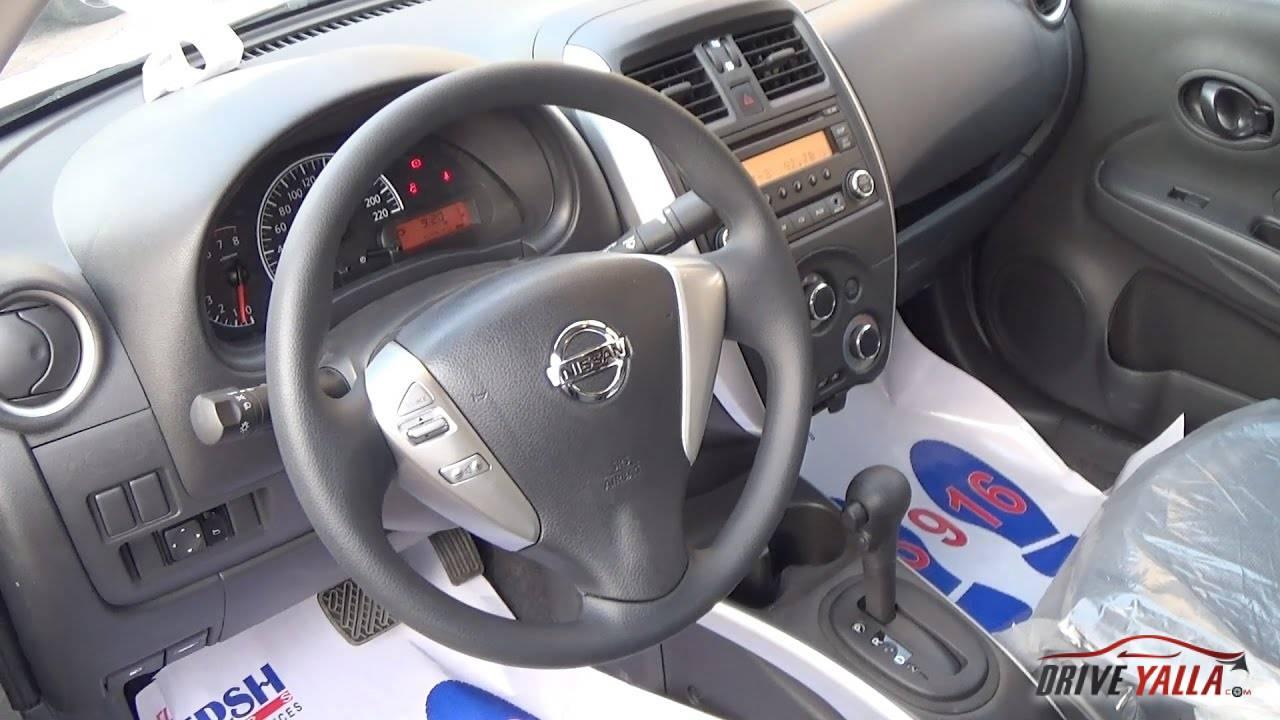 سيارة نيسان صنى 2017 مستعملة للبيع فى مصر بالتقسيط