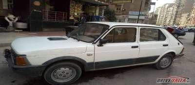 فيات 127 مستعملة للبيع فى مصر 1987