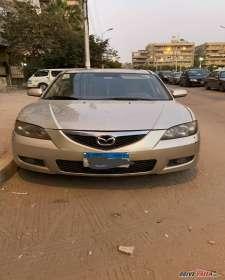 مازدا 3 مستعملة للبيع فى مصر 2007