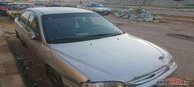 كيا سيفيا مستعملة  للبيع  فى مصر  ٢٠٠١