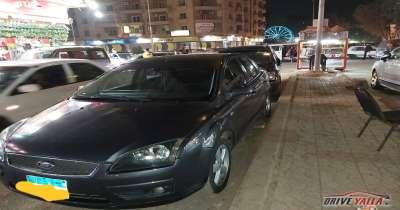 فورد فوكس مستعملة للبيع فى مصر 2007