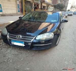 فولكس جيتا مستعملة للبيع فى مصر 2008