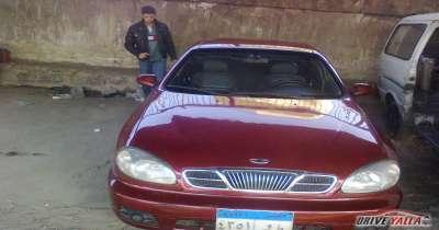دايو لانوس مستعملة  للبيع  فى مصر   ٢٠٠٧