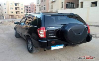 شيرى تيجو مستعملة للبيع فى مصر  2012