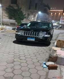 جيب شيروكى مستعملة للبيع فى مصر  2009